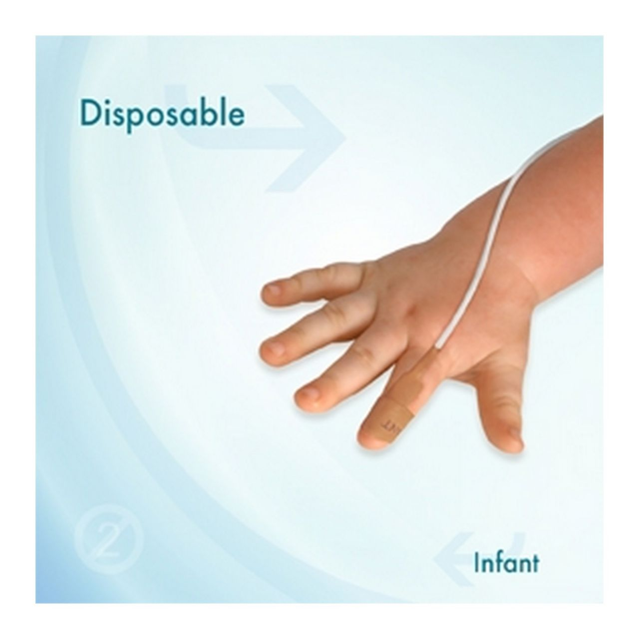 Application image Disposable Sensor Medaplast® Kleinkind