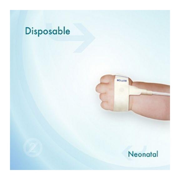 Application image Disposable Sensor Microfoam® Adult/Neonatal