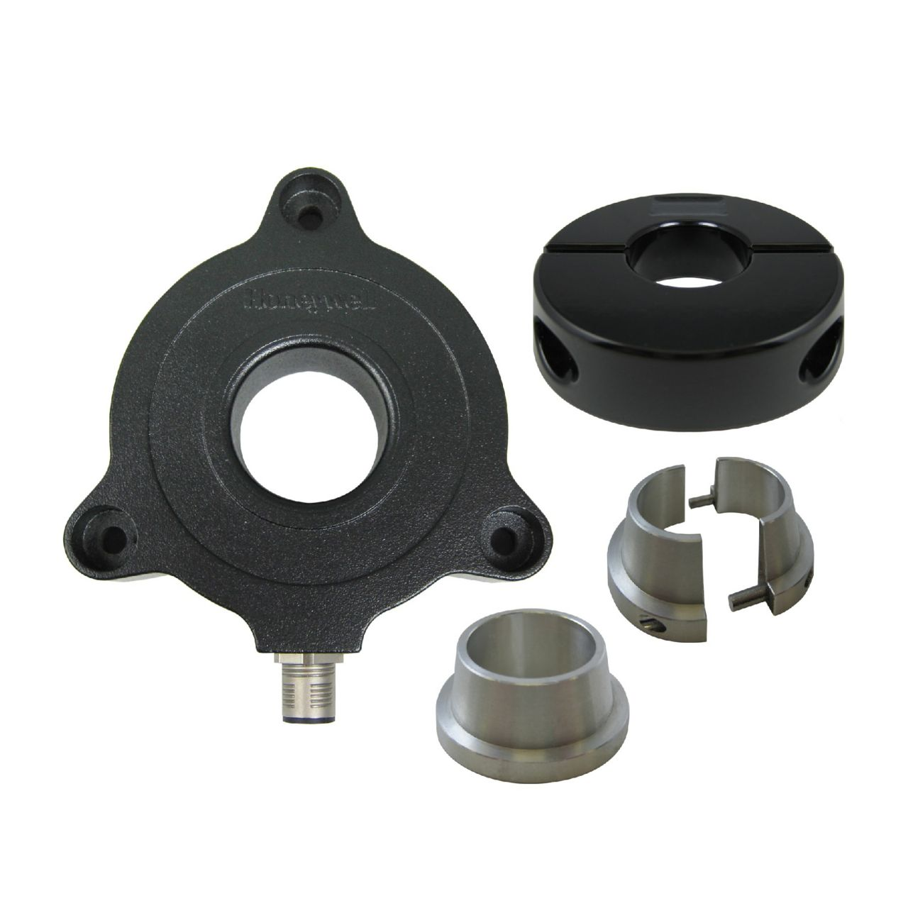 Rotary magnetic position sensors