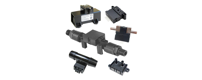 Amplified Airflow Sensors