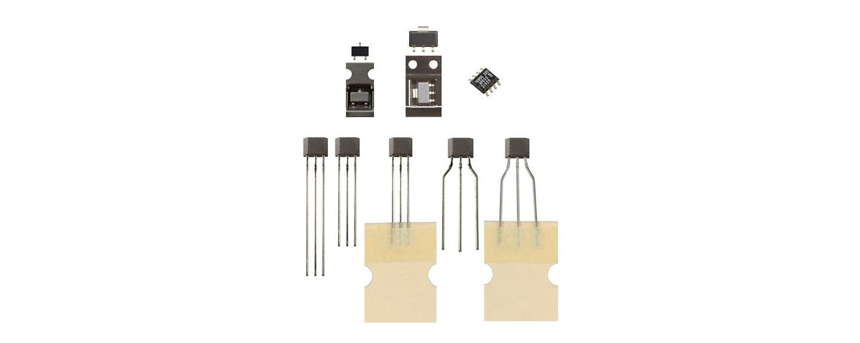 Linear and Angle Sensor ICs