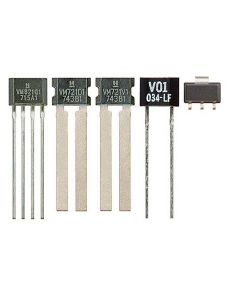 速度和方向,速度传感器集成电路