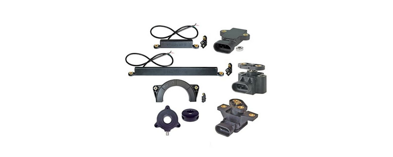 Magnetic Position Sensors