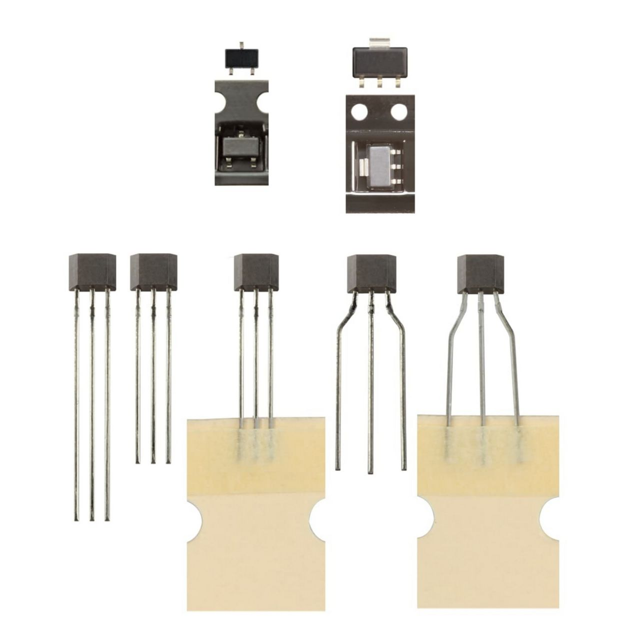 SS39ET, SS49E, SS59ET Linear Sensor ICs