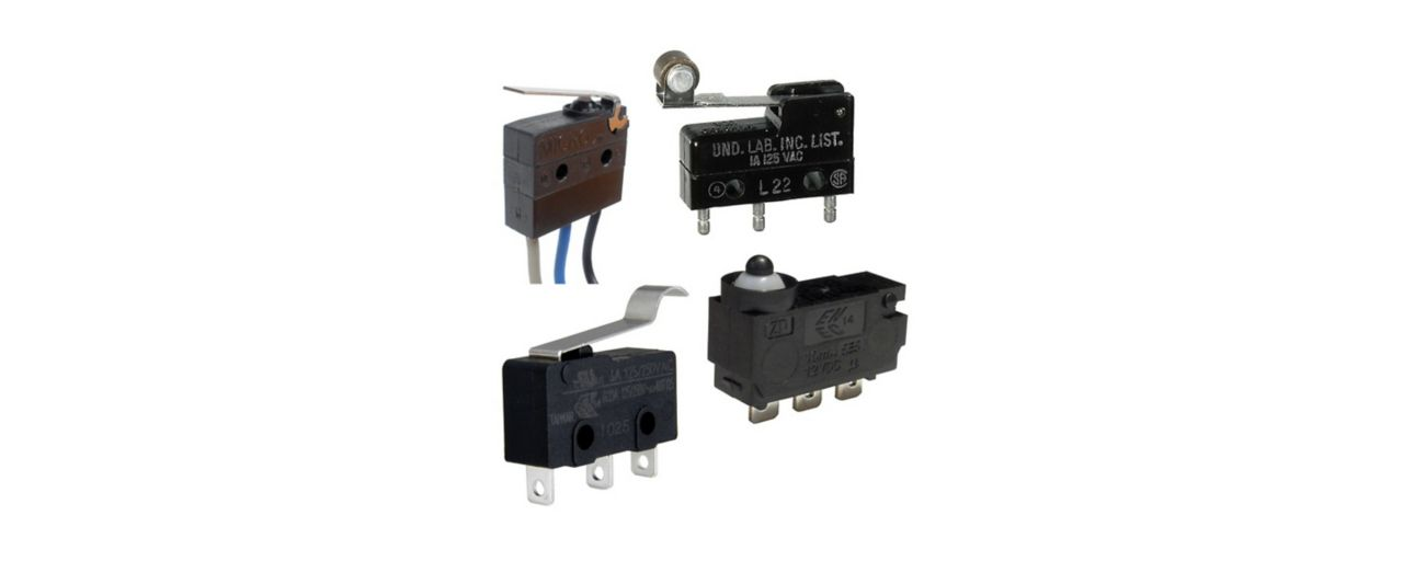 Subminiature Basic Switches