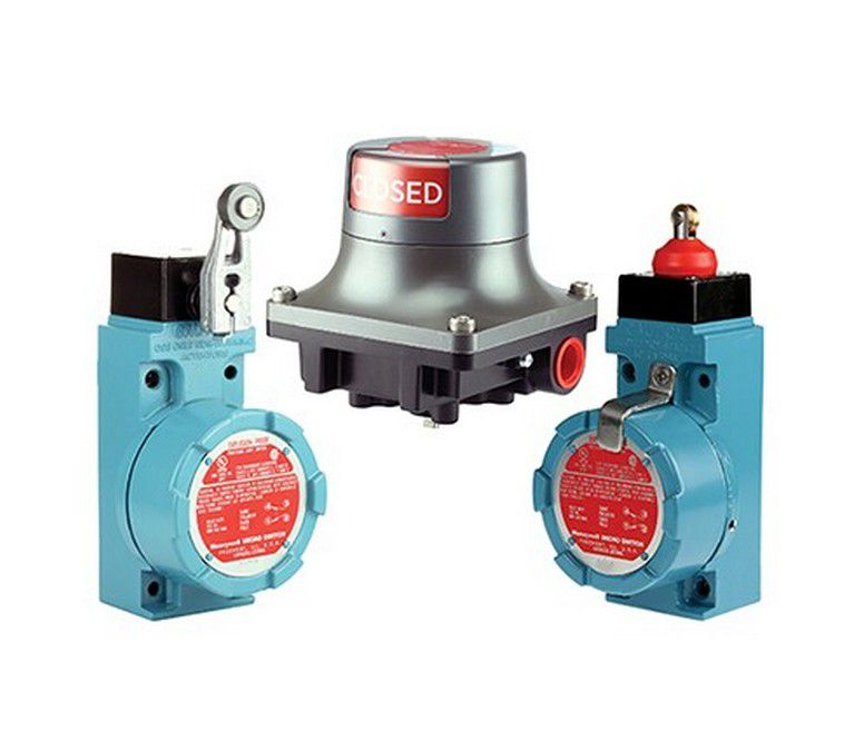 Hazardous Area Limit Switches