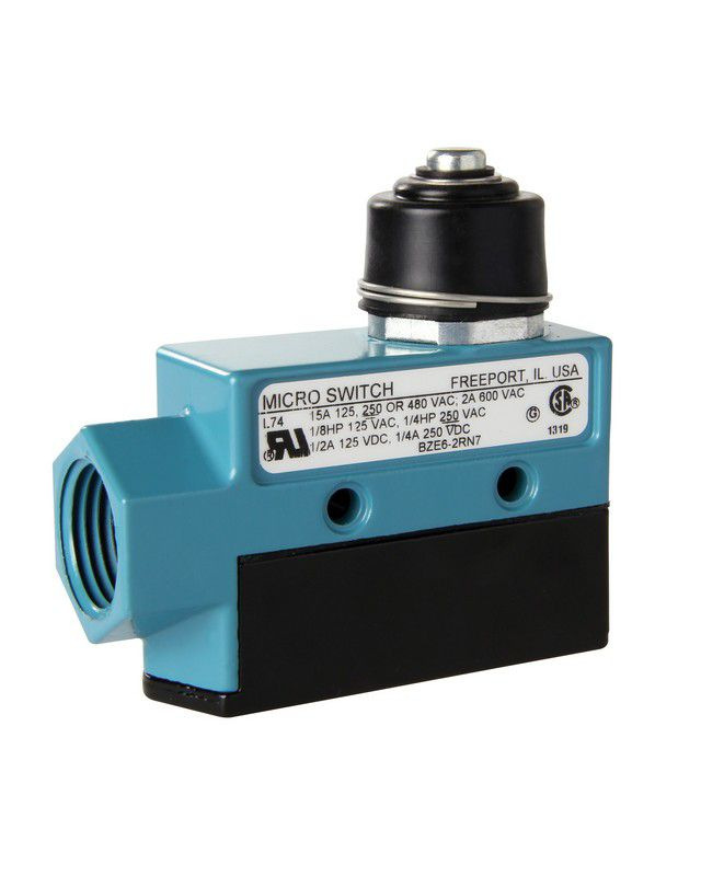 Compact Precision Limit Switches