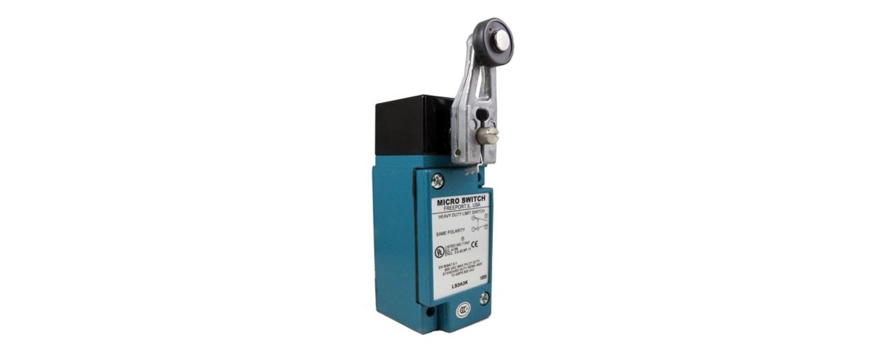 Heavy-Duty Limit Switches