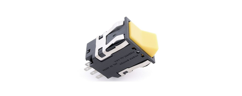 Interruptores manuales de tecla