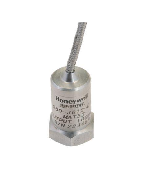 Temperature & Vibration Accelerometers
