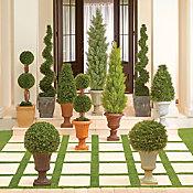topiaries & artificial outdoor plants | improvements Artificial Outdoor Plants