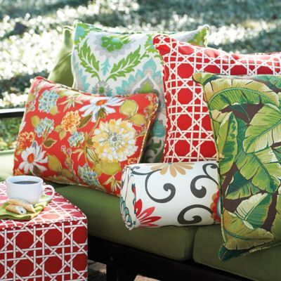 Outdoor Cushions Outdoor Pillows Improvements