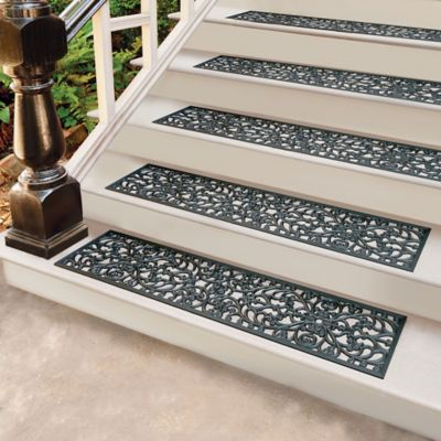 Outside Door Mats Stair Treads Improvements