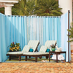 Outdoor Curtain Rods Hardware