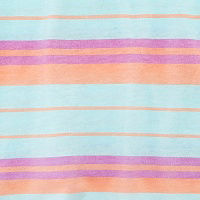Fair Aqua Stripe