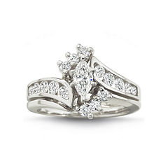 1 CT. T.W. Diamond Ring
