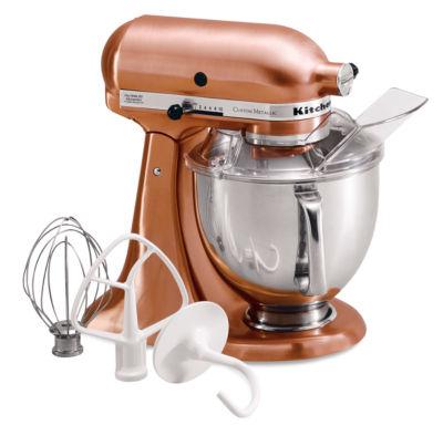 KitchenAid® Custom Metallic® 5 Qt. Mixer KSM152PS