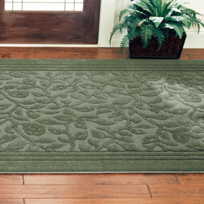jcpenney home wexford washable rectangular rug