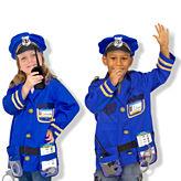 Melissa & Doug® Police Officer Role Play Set