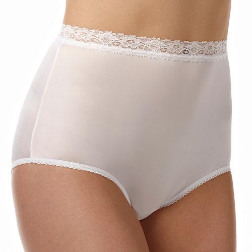 Vanity Fair® Lace-Trim Brief Panties - 13060