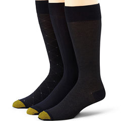Gold Toe® 3-pk. Over-the-Calf Rayon from Bamboo Socks