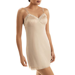 Vanity Fair® Full Slip, Rosette Lace™ 26