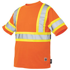 Work King High-Visibility Armband Shirt