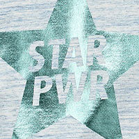 Placid Blue Star