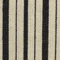 Black Tan Stripe