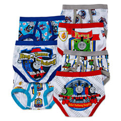 Thomas and Friends 7-pk. Briefs - Toddler Boys 2t-4t