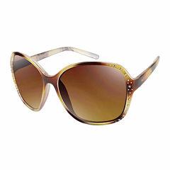 South Pole Full Frame Square UV Protection Sunglasses-Womens