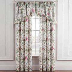 Williamsburg Rod-Pocket Curtain Panel