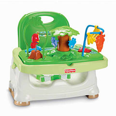 Fisher Price Rainforest Healthy Care Booster Seat