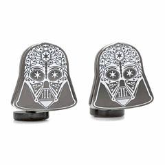 Star Wars™ Darth Vader Sugar Skull Cuff Links