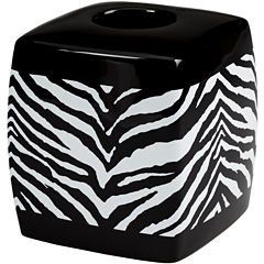 Creative Bath™ Zebra Tissue Holder