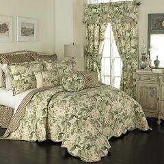 Waverly® Garden Glory 3-pc. Reversible Bedspread Set