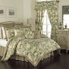 Waverly® Garden Glory 4-pc. Reversible Comforter Set