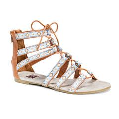 Muk Luks Jessica Womens Gladiator Sandals