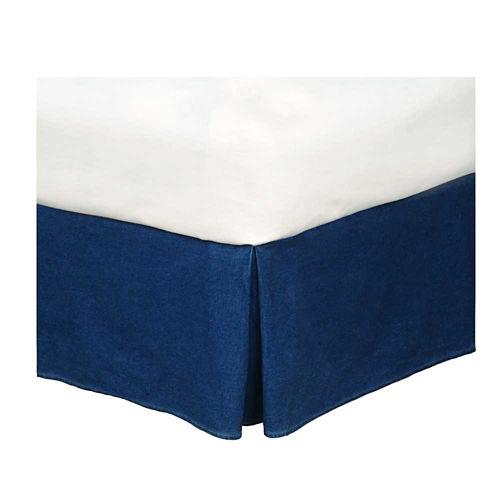 Karin Maki American Denim 15 Bed Skirt