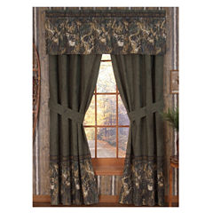 Browning Whitetails Arch Valance
