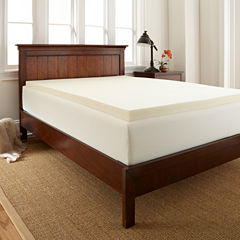 PuraSleep OptiPlush Classic Memory Foam Mattress Topper - 2In
