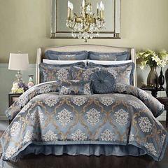 Chic Home Aubrey 9-pc. Jacquard Comforter Set