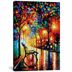 Icanvas The Loneliness Of Autumn Canvas Art