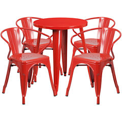 5-pc.24IN Table Set