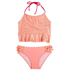 Limited Too Girls Tankini Set