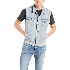 Levi's® Denim Trucker Vest