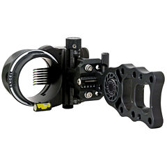 Axcel Hunting Sight Armortech 5 Pin .010 Black