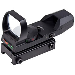 Tru Glo Red-Dot Scope Open Dual Color