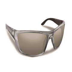 Flying Fisherman Sunglasses Buchanan Crystal Gunmetal Smoke