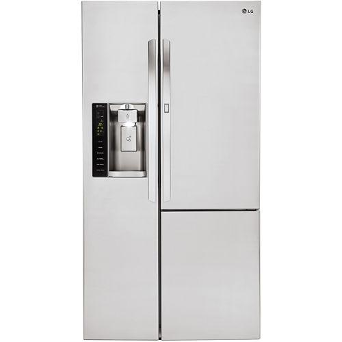 LG 26.1 cu. ft. Side-by-Side Refrigerator with Door-in-Door™ Design